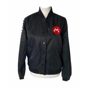 ~Women's medium Super Nintendo x forever 21 jacket